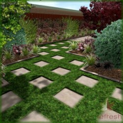 Refresh Gardens Canberra Garden Landscape Design Design
